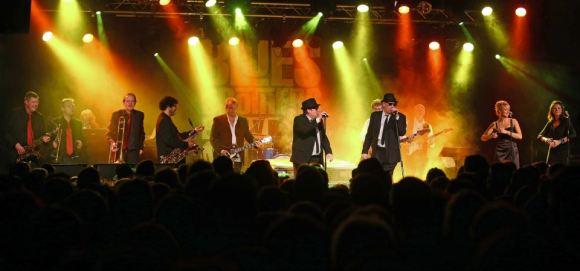 B.B.S.S. juleshow 2012