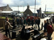 Front of Stromness Hotel